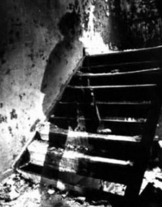 Ghost Walking Up stairs during the civil war