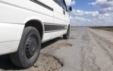 Is Pothole Damage to Your Car Covered by Collision or Comprehensive Auto Insurance?